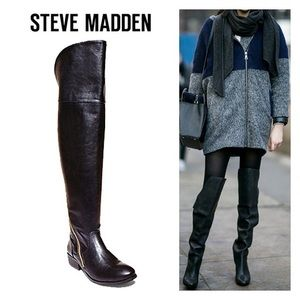 Steve Madden Gwancy Over the Knee Boots